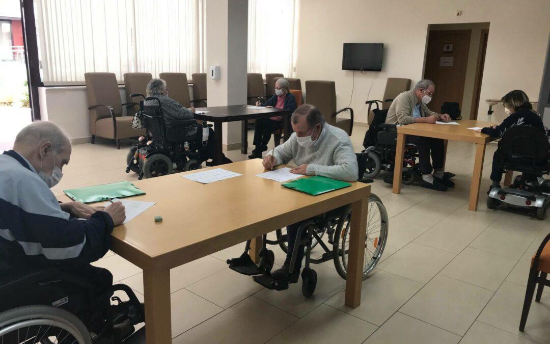 """Va llegando la """"Nueva normalidad"""" a Residencia de Ancianos en Sevilla Cer Espartinas"""