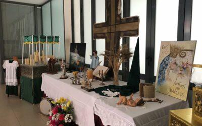 Semana Santa 2021 en Residencia de ancianos Cer Espartinas